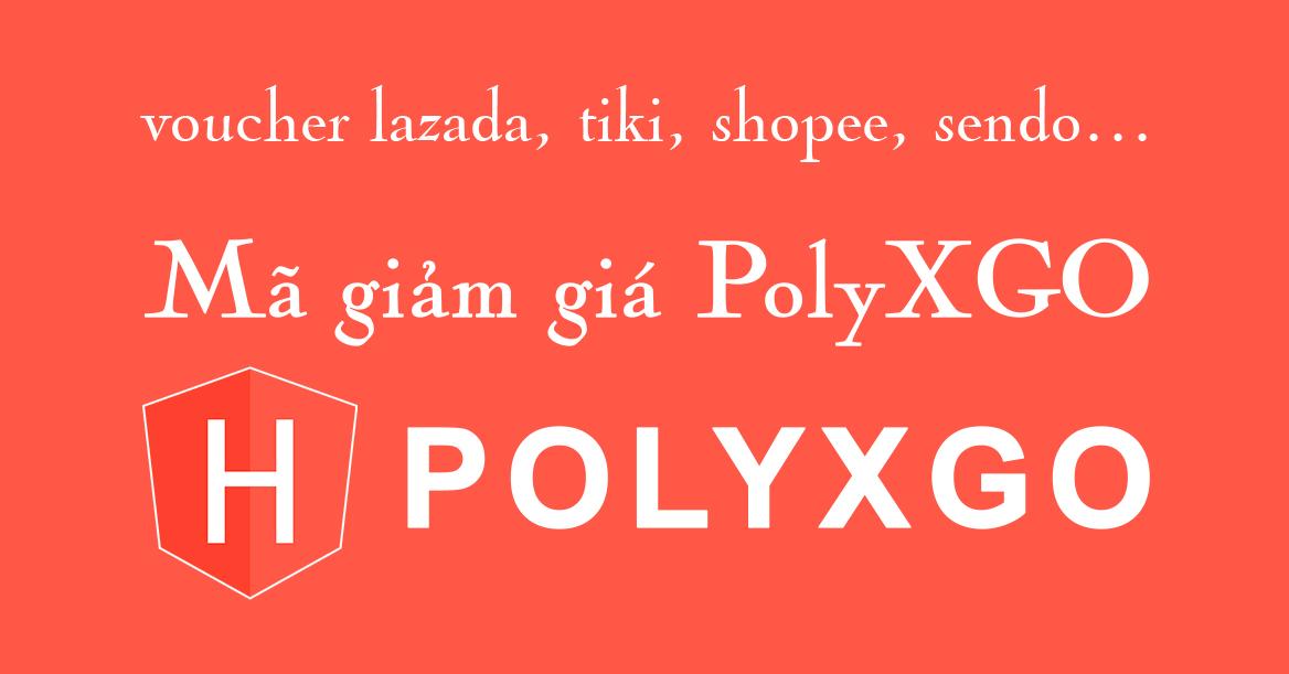 Mã giảm giá PolyXGO